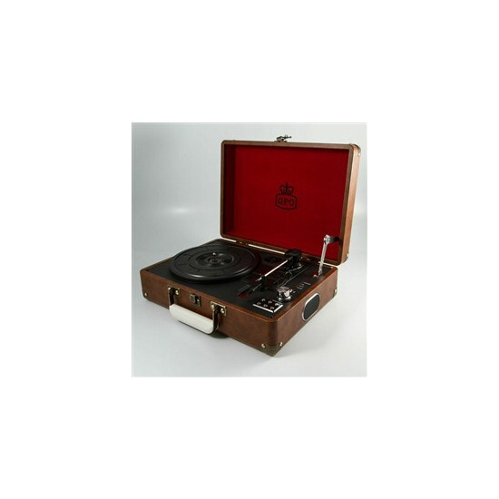 GPO Attach Record Player