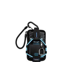 Sport Holder for Tough cameras - Blue CSCH 123 Reviews