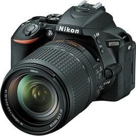 Nikon D5500 with 18-140mm ED VR Lens Kit Reviews