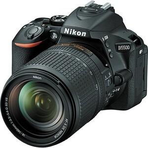 Photo of Nikon D5500 With 18-140MM ED VR Lens Kit Digital Camera