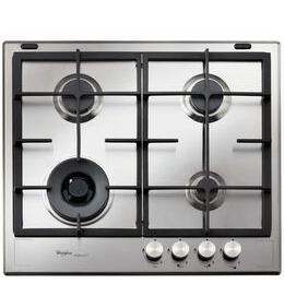 GMA 6422/IXL Gas Hob - Stainless Steel