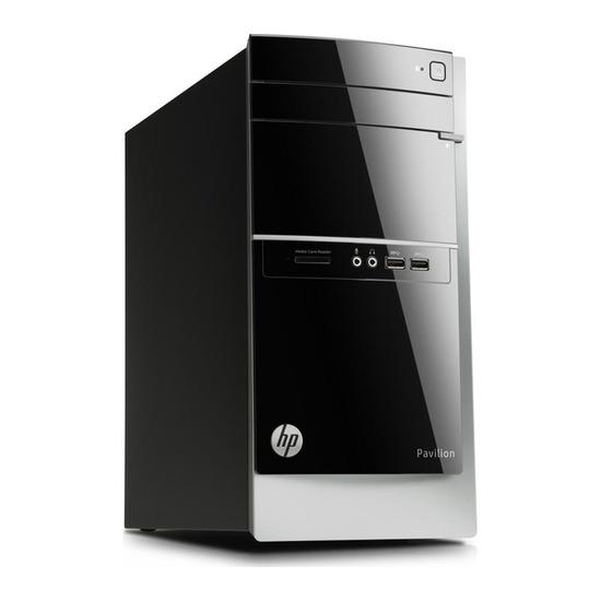 HP Pavilion Desktop 500-515na