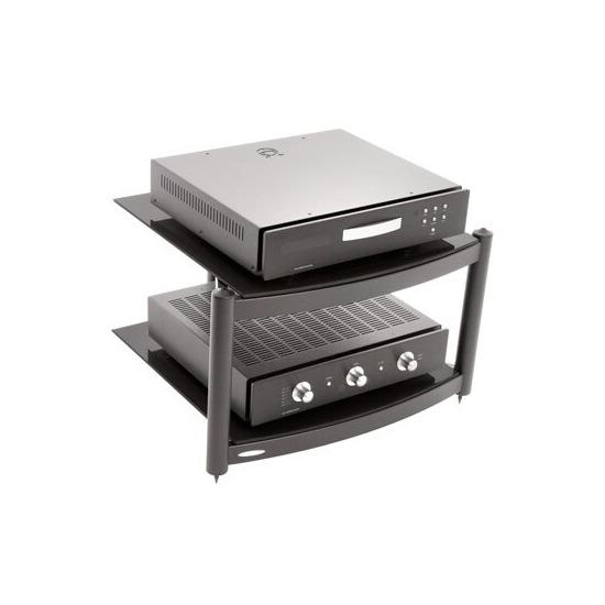 Atacama Equinox Hi-Fi Stand 2 Shelf Unit