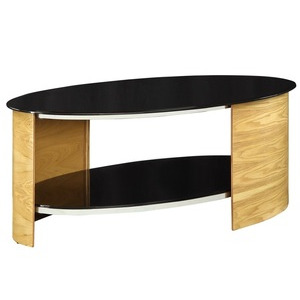 Photo of Jual JF301 Curve Oval Coffee Table TV Stands and Mount