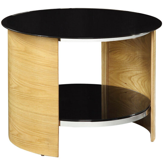 Jual JF303 Curve Round Lamp Table
