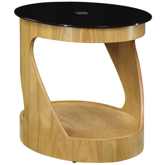 Jual JF304 Curve Oval Lamp Table