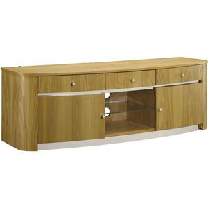 Photo of Jual JF605 Curve Media Unit Furniture