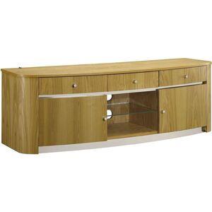 Photo of Jual JF605 Curve Media Unit Furniture