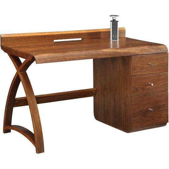 Jual PC601 1300 Curve Office 3 Drawer Desk