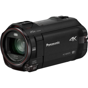 Photo of Panasonic HC-WX970 Camcorder