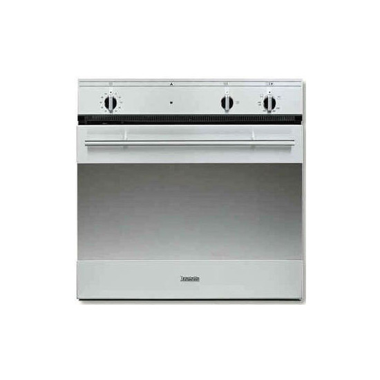 Baumatic 60cm built-in single gas oven in SS