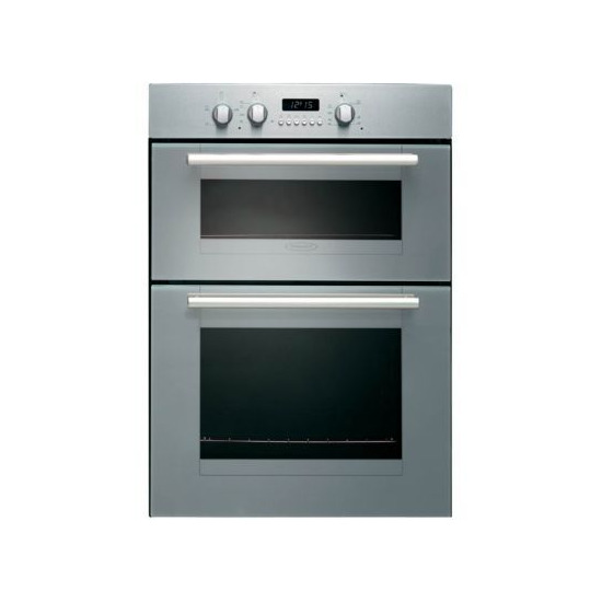 Hotpoint Built-in Double Oven - Black