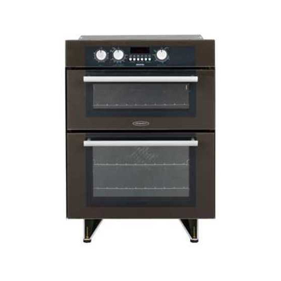 Hotpoint Built-in Double Oven - Brown