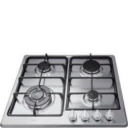 Belling 60 cm wide 4 burner Gas Hob in SS Reviews