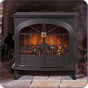 Photo of Dimplex Glen StockBridge Electric Fire Electric Heating