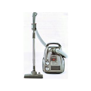 Photo of Hoover 2300W Titanium Cylinder Cleaner Vacuum Cleaner