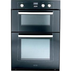 Photo of Belling 90 cm High Electric Double Oven Black Oven