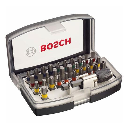 Bosch 2607017319 Professional Screwdriver Bit Set 32 Pieces