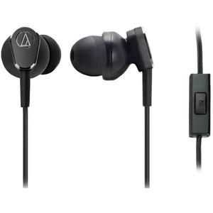 Photo of QuietPoint ATH-ANC33IS Noise-Cancelling Headphones - Black Headphone