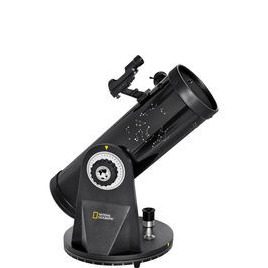 National Geographic 114/500 Compact Telescope Reviews