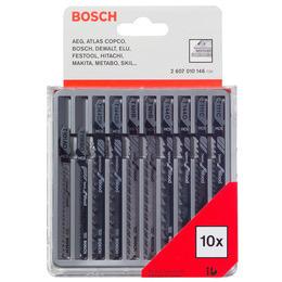 Bosch 2607010146 Jigsaw Blades - For Wood (10 Piece) Reviews