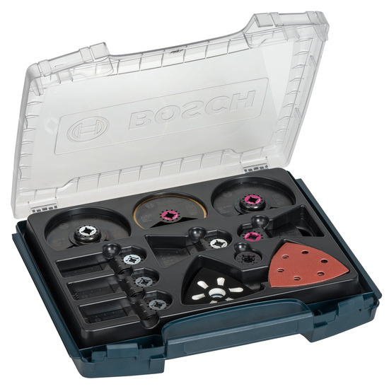 Bosch 2608662013 Multi Tool Accessory Set (36 Piece) in i-Boxx