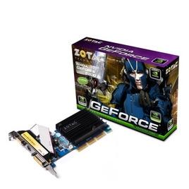 ZOTAC NVIDIA GeForce 6200A AGP Graphics Card - 256MB