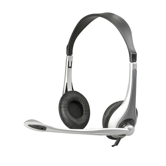 LOGIK LHS10 PC Headset with Microphone