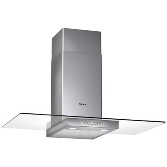 NEFF D86E34N0GB Series 3 60cm Wide Chimney Hood