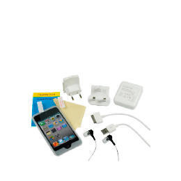 Logic3 iPod Touch 4G starter pack Reviews