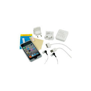 Photo of LOGIC3 iPod Touch 4G Starter Pack MP3 Accessory