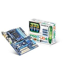 GIGABYTE GA-P55A-UD4 Intel P55 ATX Motherboard - LGA 1156 Socket Reviews