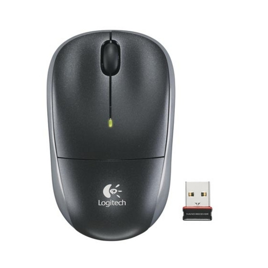 Logitech M215 Wireless Mouse - Black