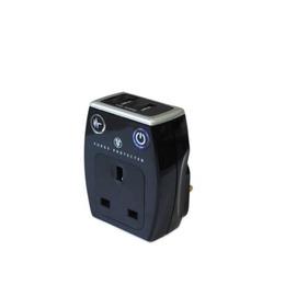 Masterplug Surge Protected USB/Plug Adaptor Reviews