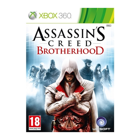 Microsoft Assassin's Creed: Brotherhood - for Xbox 360
