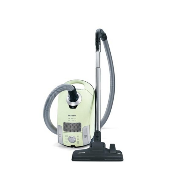 Miele S4212 Ecoline Vacuum Cleaner - Bamboo coloured