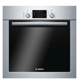 Bosch HBA73R350B Electric Oven - Stainless Steel