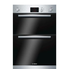 Bosch HBM13B151B Electric Built Double Oven Stainless steel Reviews