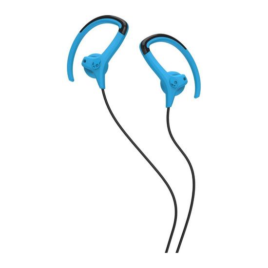 Chops Bud S4CHGZ-312 Headphones - Hot Blue & Black