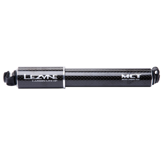 Lezyne Carbon Drive Lite mini pump