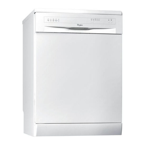 Whirlpool ADP 5300 WH Full-size Dishwasher - White