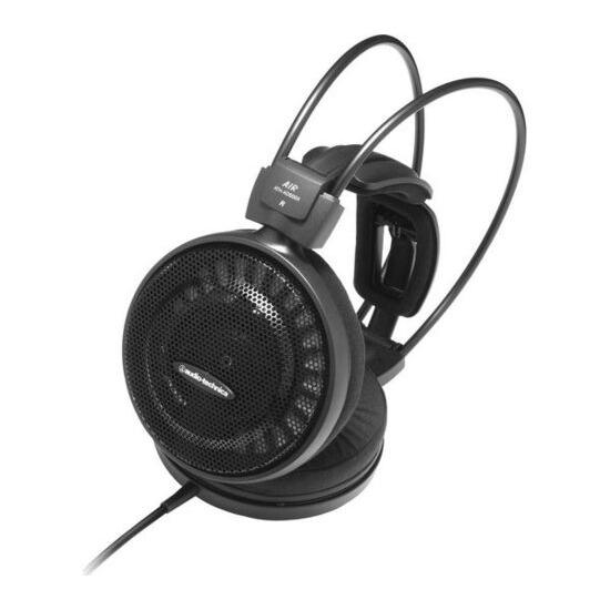 Audiophile ATH-AD500X Headphones - Black