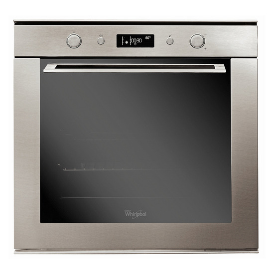Whirlpool AKZM 755/IX Electric Oven - Stainless Steel