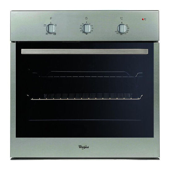 Whirlpool AKP 214 IX Electric Oven - Stainless Steel