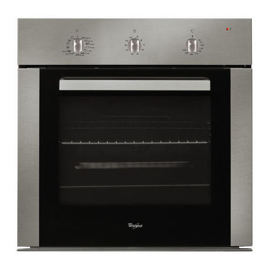 Whirlpool AKP 596 IX Electric Oven - Stainless Steel