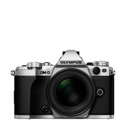 Olympus OM-D E-M5 Mark II Compact System Camera + 14-150mm Lens Reviews