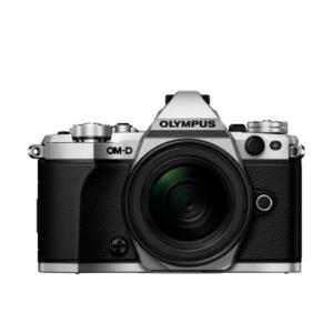 Photo of Olympus OM-D E-M5 Mark II Compact System Camera + 14-150MM Lens Digital Camera