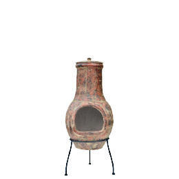 Plain Medium Clay Chimenea Reviews