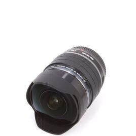 Olympus M.ZUIKO Digital ED 8mm f/1.8 Fisheye PRO Reviews