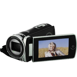 Polaroid ID975HD Traditional Camcorder - Black Reviews